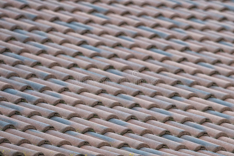 Download Italian shingle roof stock photo. Image of asphalt, construction - 40038778