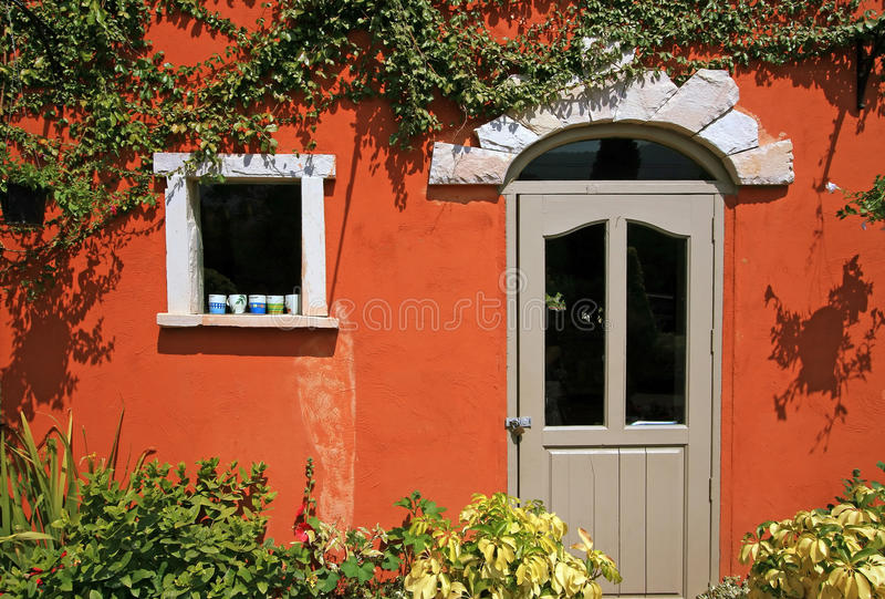 Download Italian Style Window And Door Stock Image - Image: 15160105