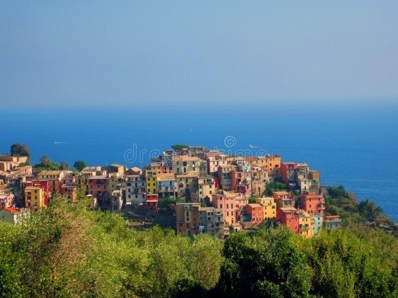 Italian village stock photos