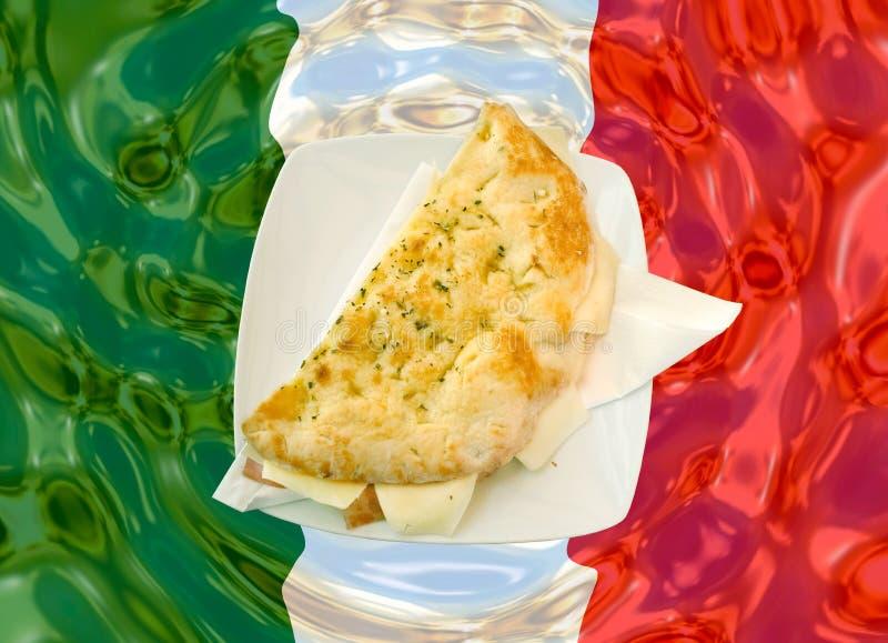 Italiano fotografia stock