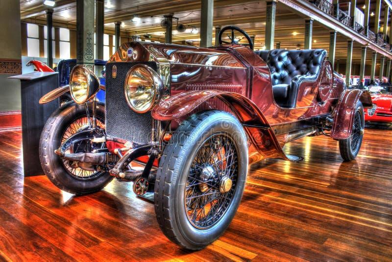 Italiano Lancia Trikappa dos anos 20 do vintage foto de stock royalty free