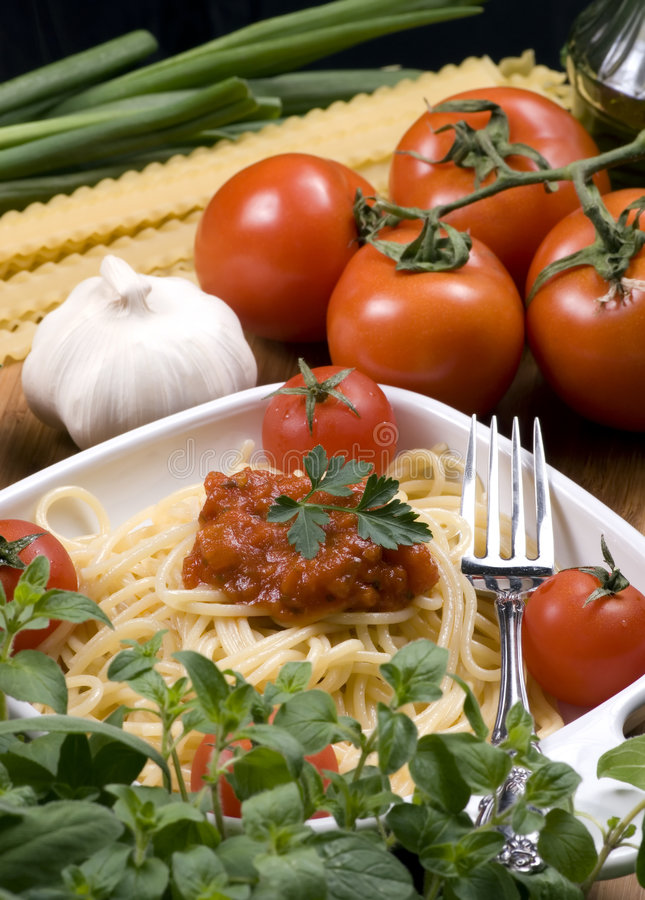 Italiano Que Cozinha 006 Fotos de Stock Royalty Free