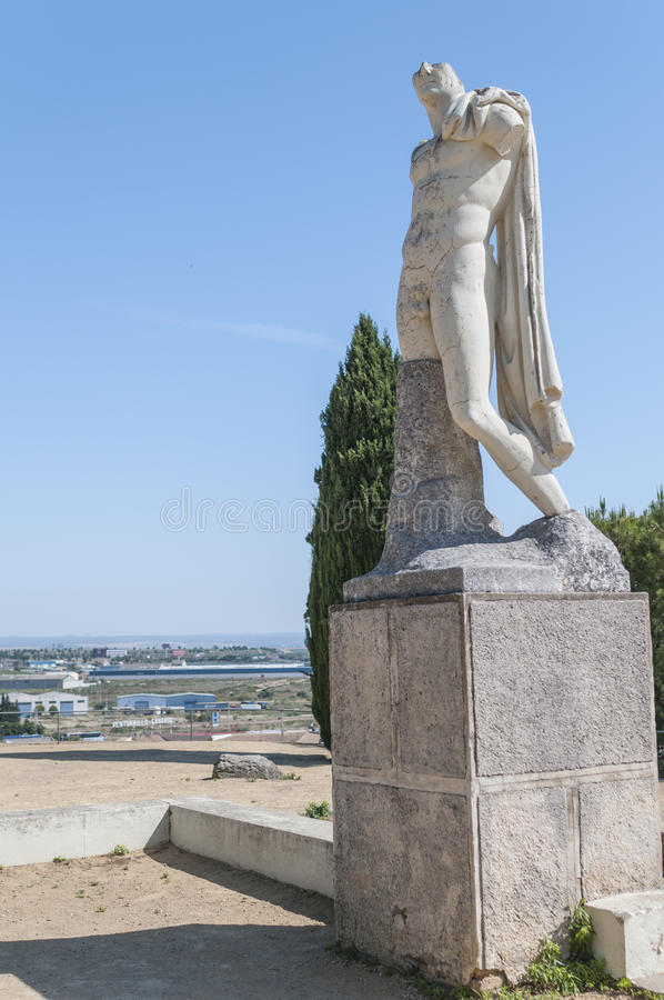 Italica photographie stock