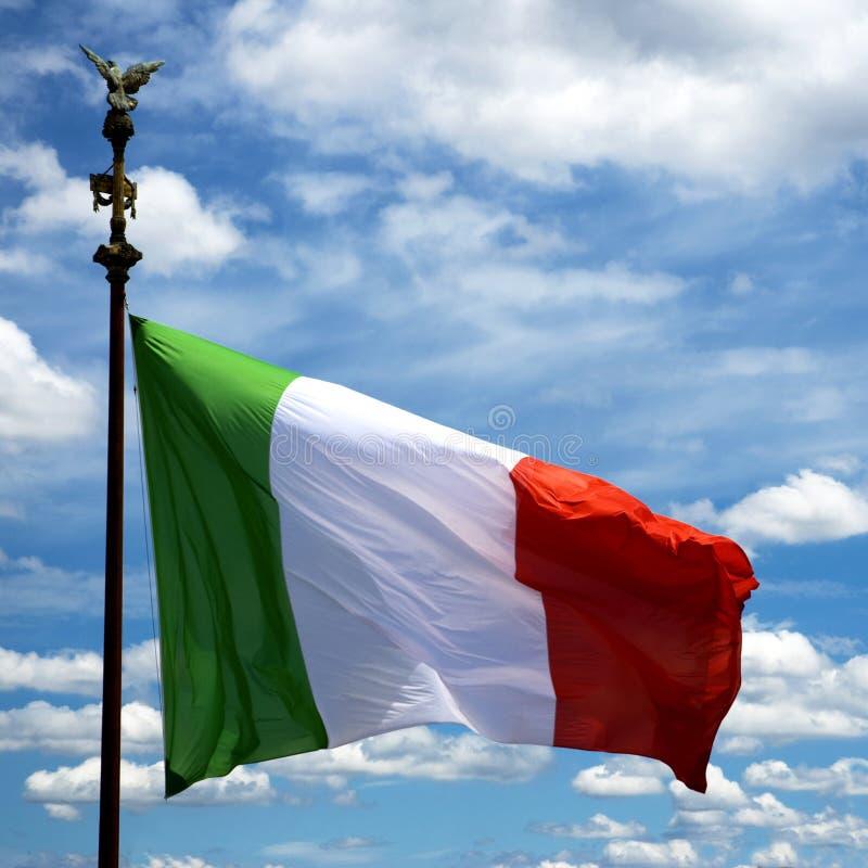 Italien d'indicateur photographie stock libre de droits
