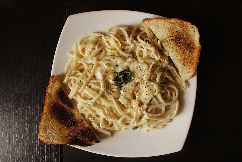 Italien de pâtes image stock