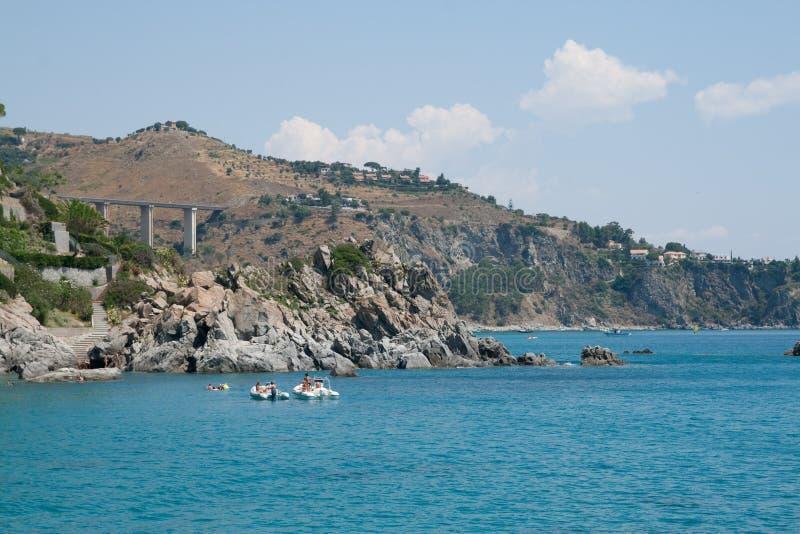 Italien de plage photos stock