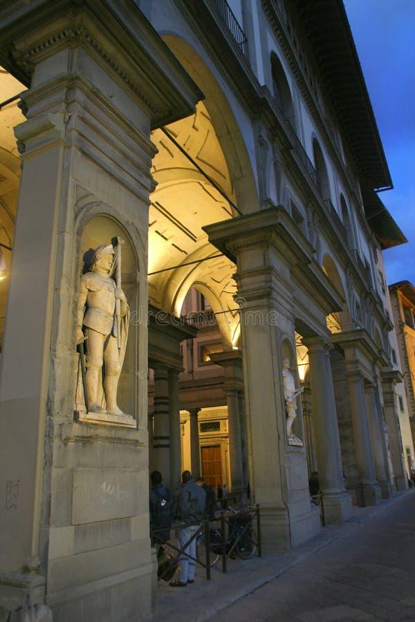 Italien Florence, fotografering för bildbyråer