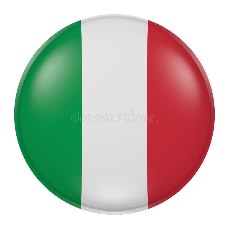 Italien knapp royaltyfri illustrationer