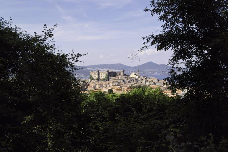 ITALIEN, Lazio, Bracciano, stockbild