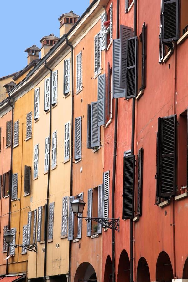 Italien - Modena stockfotografie