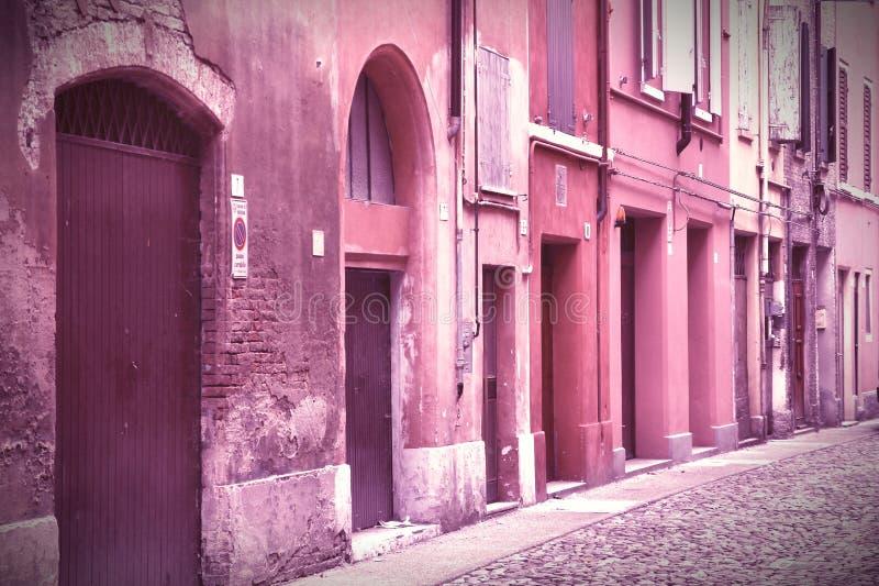 Italien - Modena stockbild