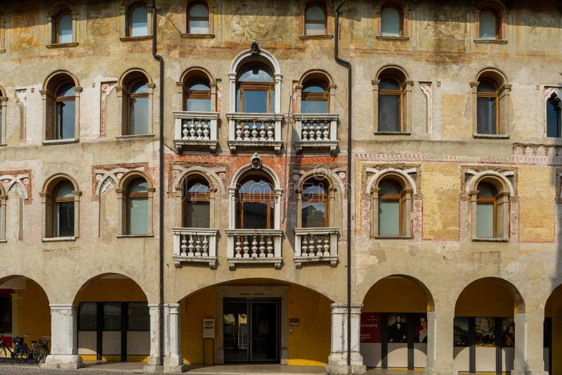 Italien, Pordenone, Friuli Venezia Giulia royaltyfria foton