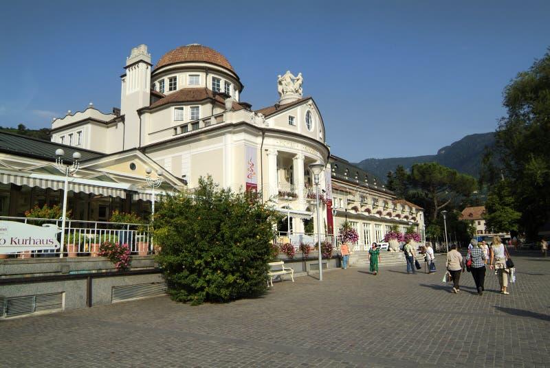 Italien, Süd-Tirol stockfotografie
