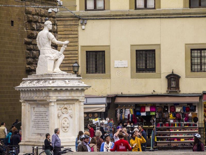 Italien Tuscany, Florence arkivbilder