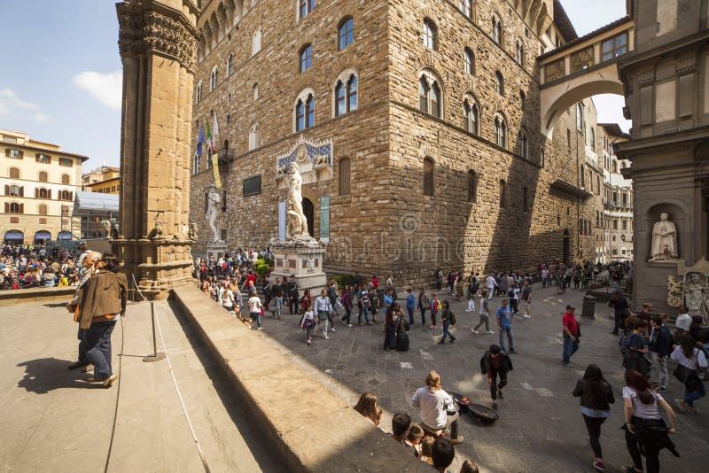 Italien Tuscany, Florence fotografering för bildbyråer