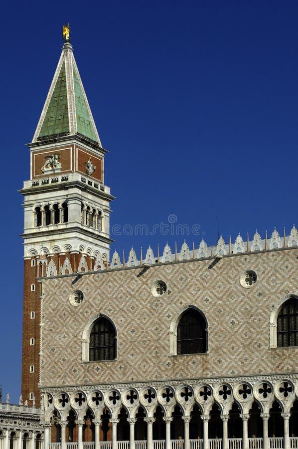 Italien, Venedig, Dogespalast lizenzfreie stockfotografie
