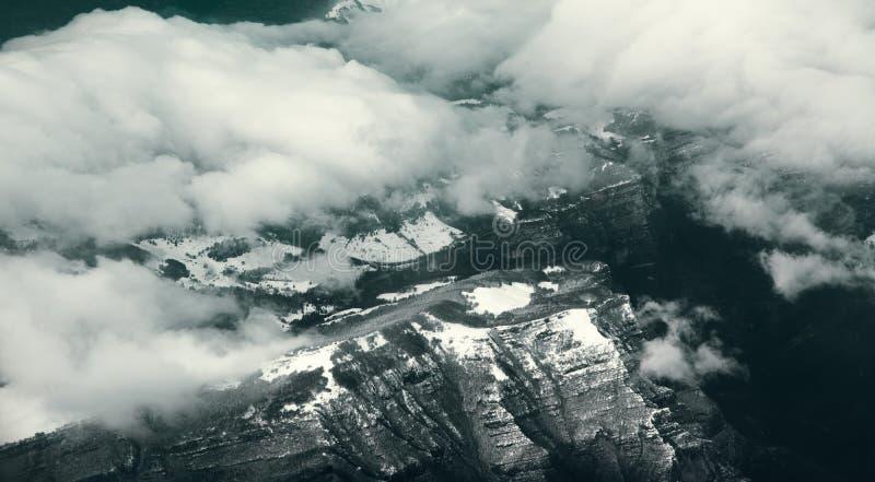 Italienische Alpen lizenzfreies stockbild