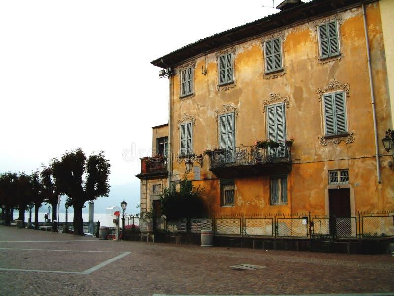 Italienische Architektur stockfoto