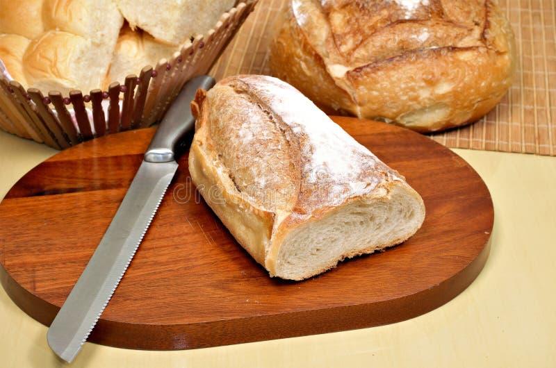 Italienische Brote lizenzfreie stockfotos