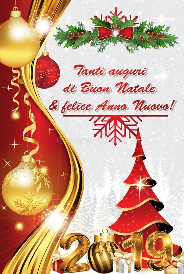 Frohe Weihnachten Norwegisch.Frohe Weihnachten Und Guten Rutsch Ins Neue Jahr Grußkarte Auf