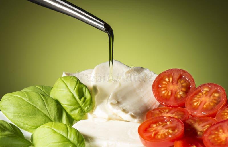 Italienische Küche stockfoto