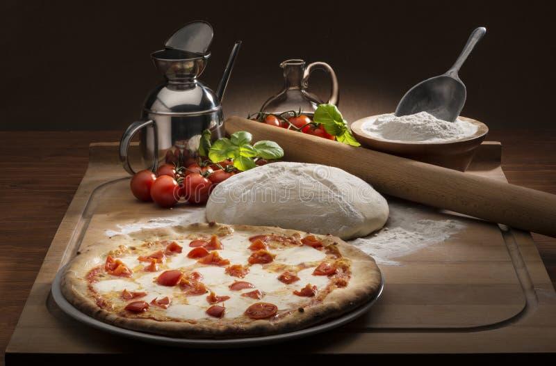 Italienische Küche lizenzfreies stockfoto