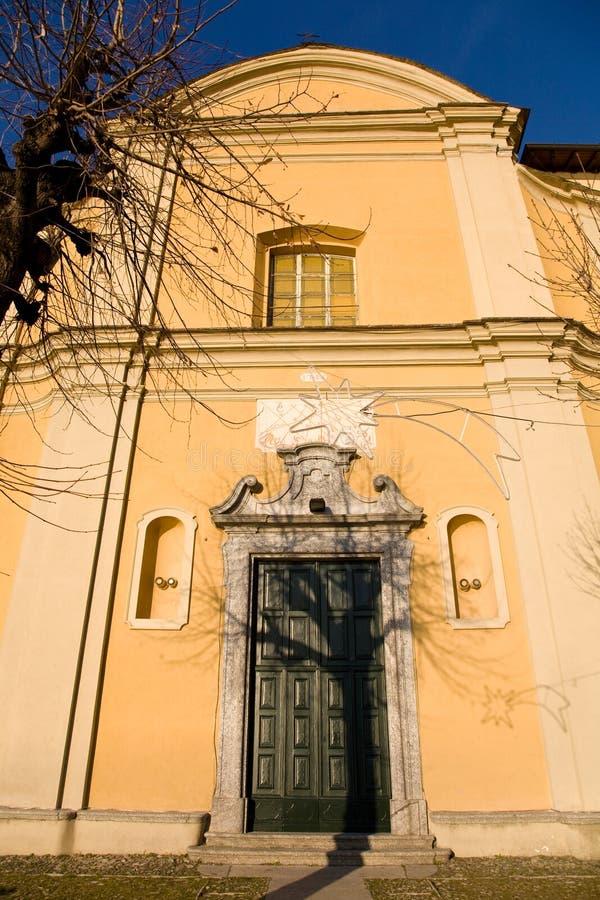 Italienische Kirche lizenzfreie stockbilder