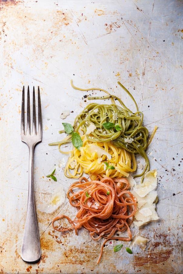 Italienische Teigwaren stockfotos