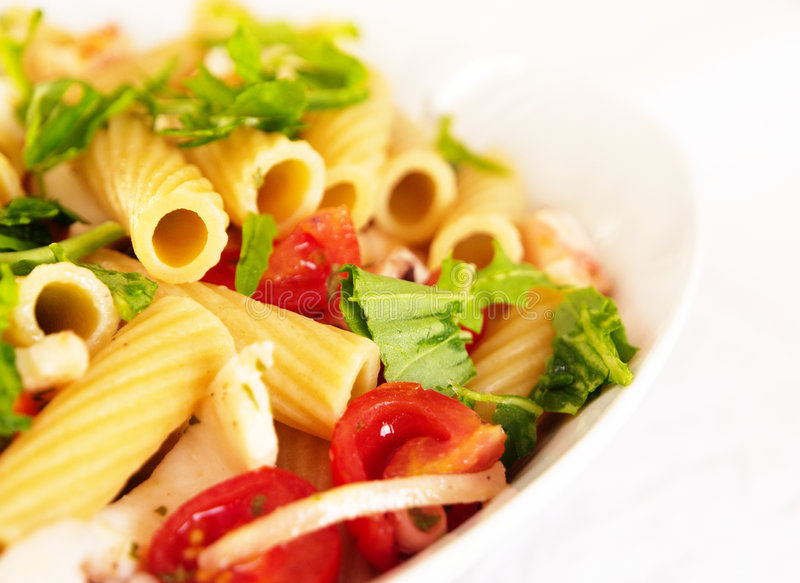 Italienische Teigwaren lizenzfreies stockfoto
