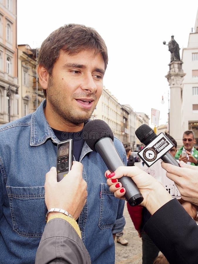 Italienischer Abgeordneter Von Movimento 5 Stelle ...