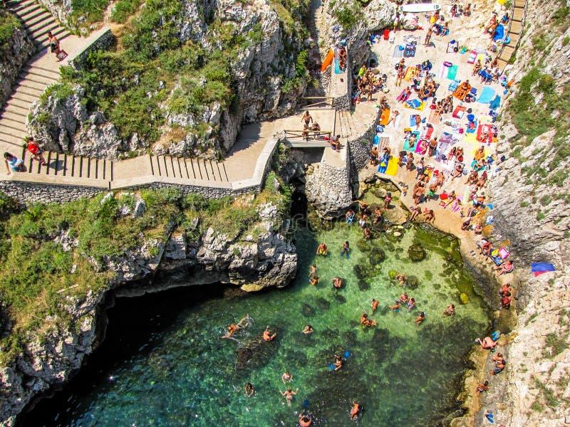 Italienischer Sommer lizenzfreie stockfotografie