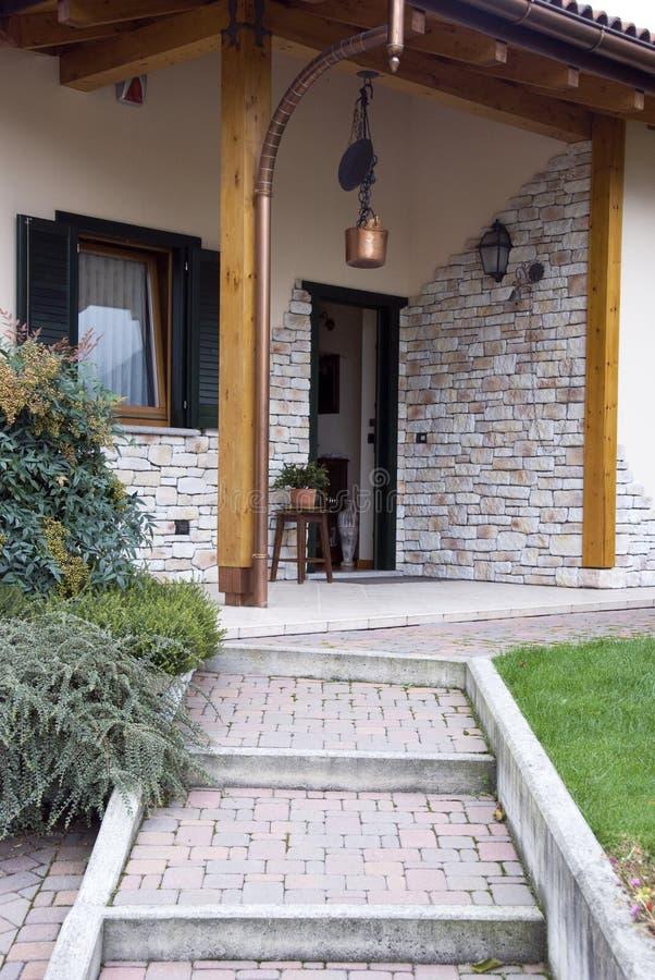 Landhaus Eingang italienisches landhaus der eingang stockbild bild europäisch