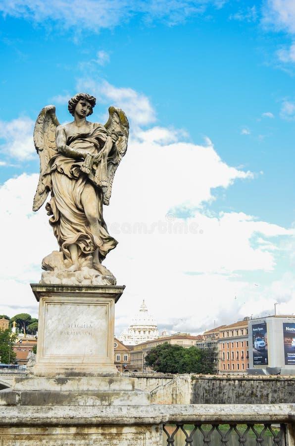 Italienisches Statuentageslicht stockfotografie