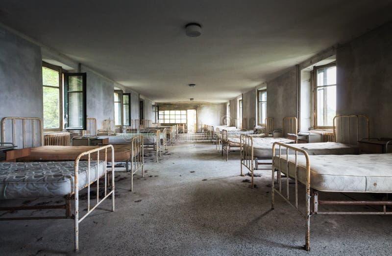 Italienisches Waisenhaus stockfotografie