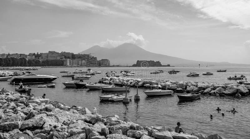 Italiens prenant un bain de soleil II photo stock