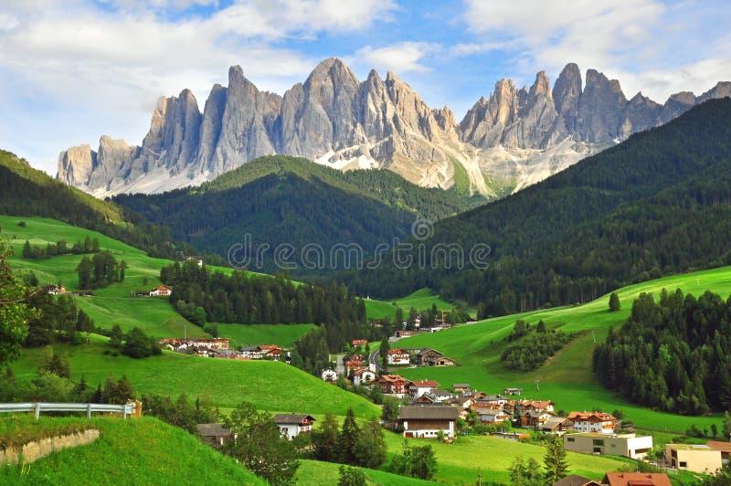 italiensk liggande royaltyfri foto