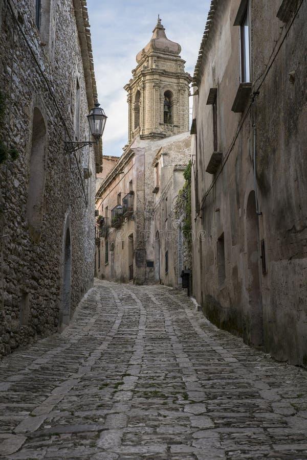 Italiensk perspektivisk förkortning arkivfoton