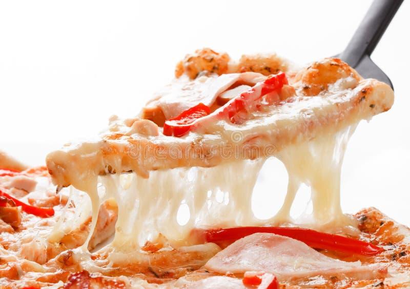 italiensk pizza arkivbild