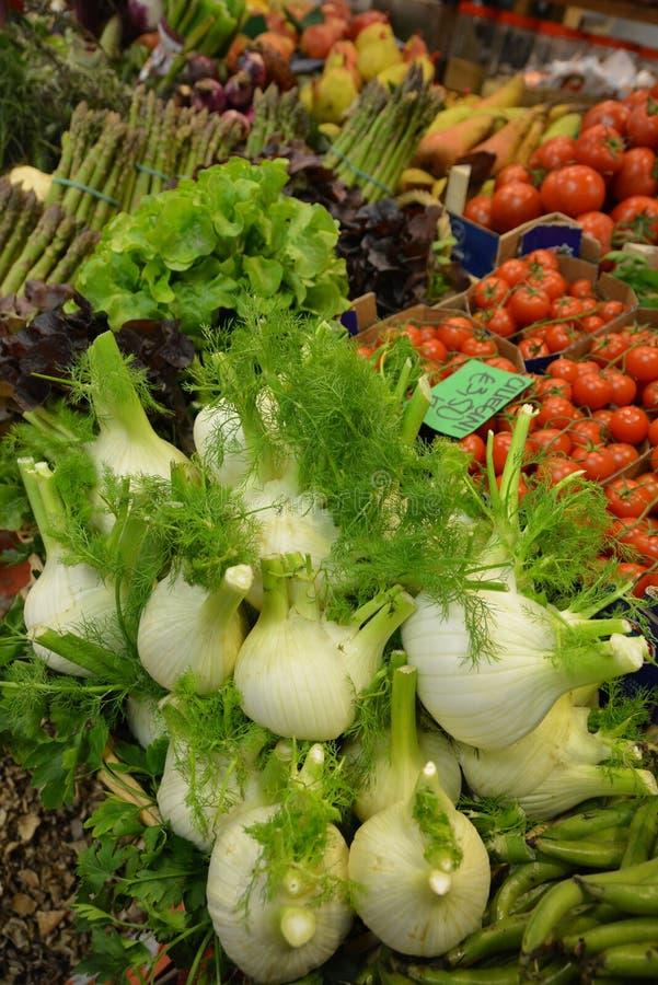 Italienska grönsaker royaltyfri fotografi