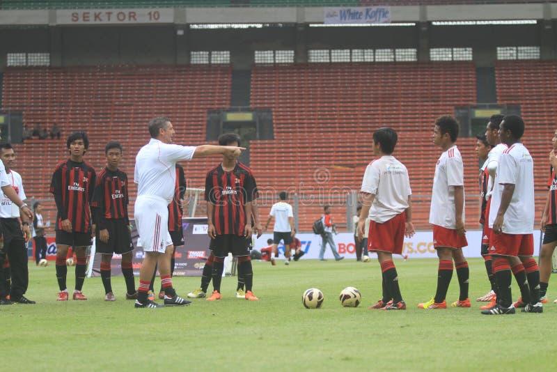 Download Italy And AC Milan Legend Daniele Massaro Editorial Photo - Image: 32065121