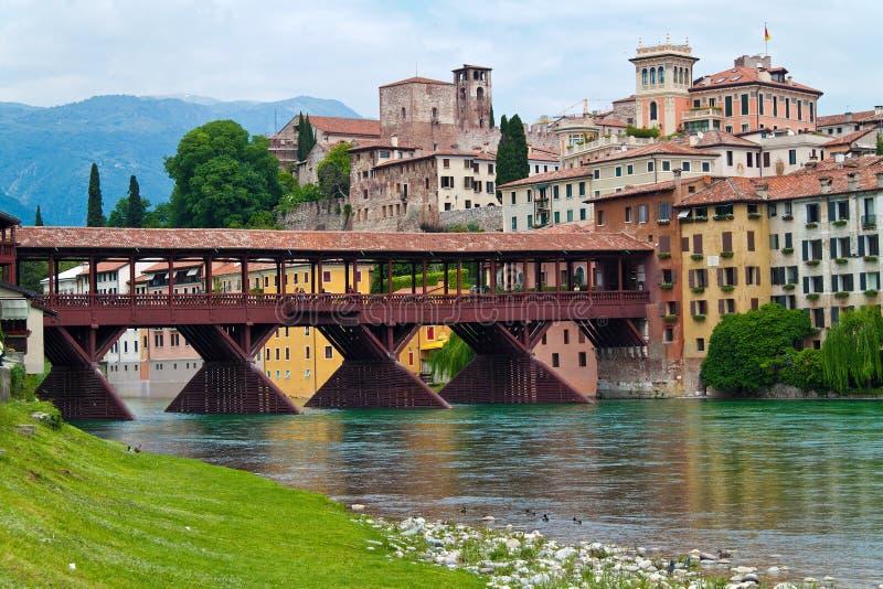 Italy bassano del grappa stock image image of ponte - Mobilifici bassano del grappa ...