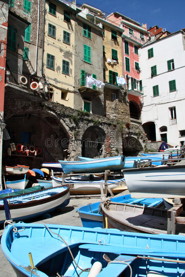 Download Italy: Cinque Terre stock image. Image of monterosso - 21250485