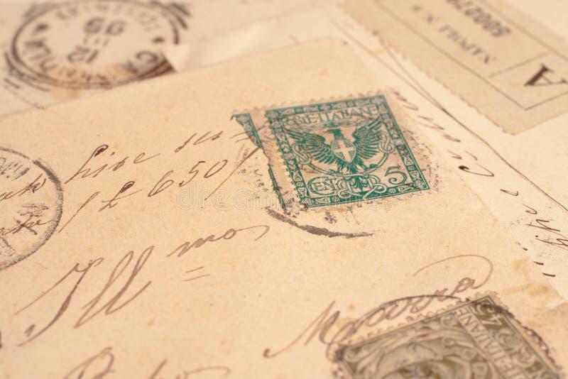 ITALY CIRCA 1901 foto de stock