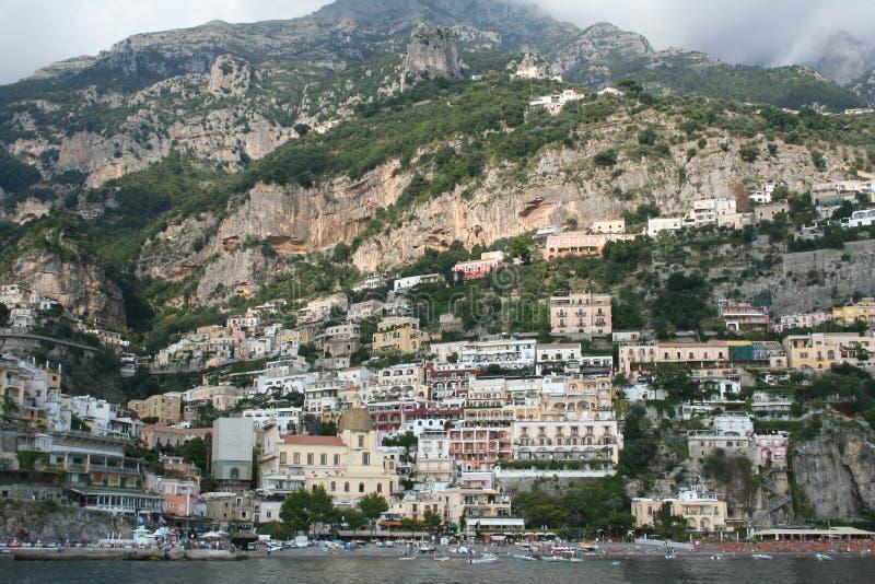 Italy. Costa de Amalfi. foto de stock