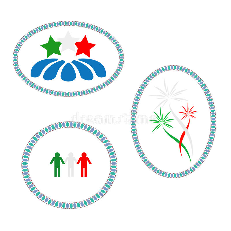Download Italy Icons Stock Images - Image: 28429664