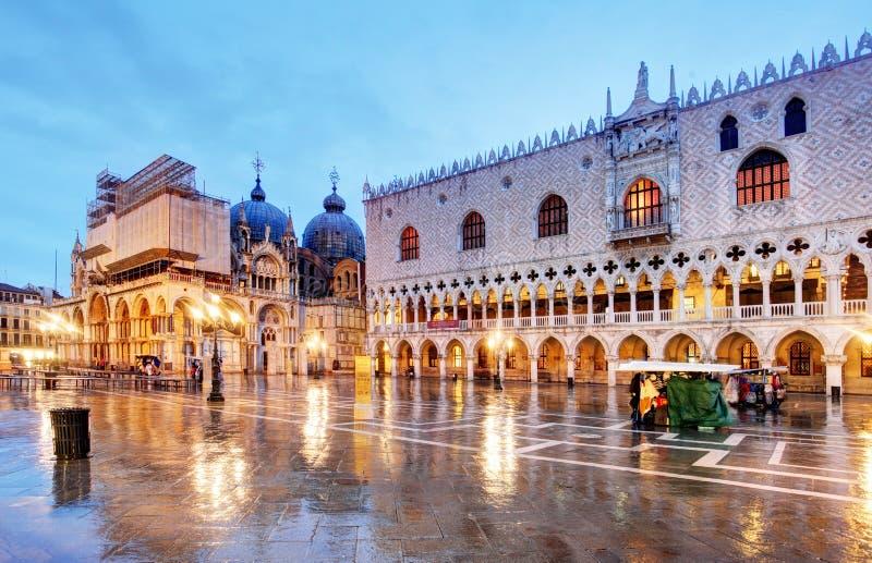 italy katedralny marco San Venice obraz royalty free