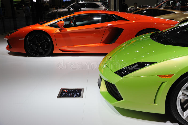 Download Italy Lamborghini editorial stock photo. Image of industry - 26572183