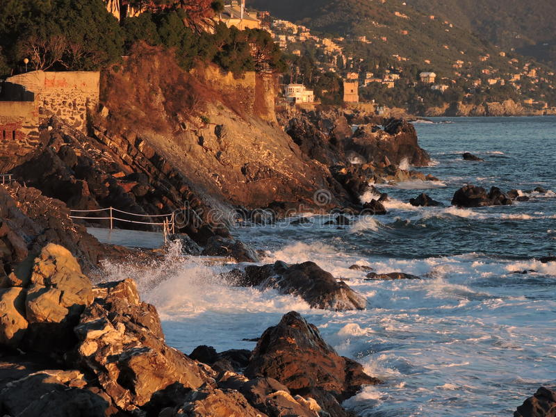 Italy landscape royalty free stock images