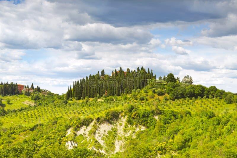 Italy. Landscapes Of Tuscany stock photos