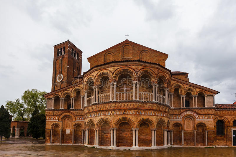 Download Italy murano zdjęcie stock. Obraz złożonej z chrześcijaństwo - 24435790